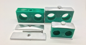 轻型管夹和重型管夹各自适用的压力范围