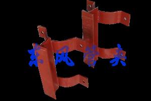 扁钢管夹供应