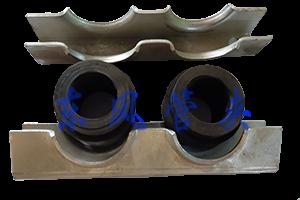 防震钢制管夹