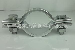 扁钢管夹生产厂家