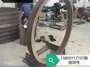 钢制超大型管夹